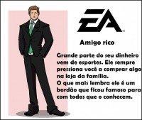 Se as empresas de videogames fossem seus amigos (1)
