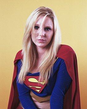 Super-heróis também ficam tristes