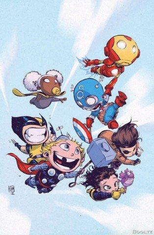 Super herois bebes 1