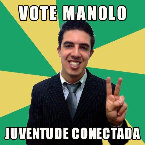 Vote Manolo