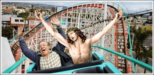 É Jesus pra todo lado