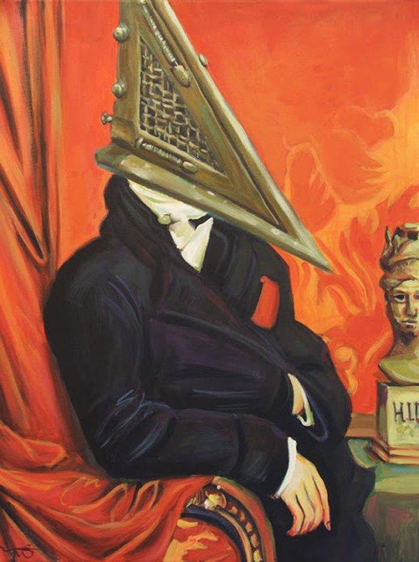 A internet resumida em obras de arte