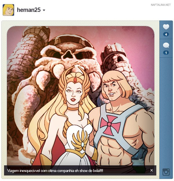 He-man Instagram