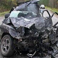 A pior batida de carro que você verá