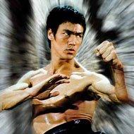 Discípulo de Bruce Lee fail