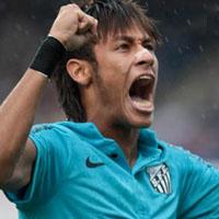 A diferença do Neymar no Santos e na seleção Brasileira
