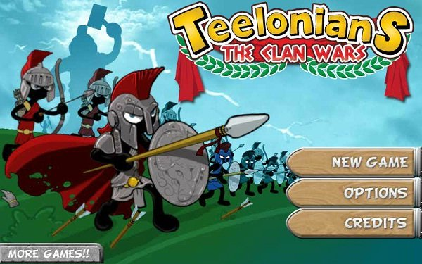 Teelonians The Clan Wars – Jogo da semana