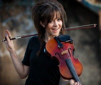 Tocando dubstep com violino