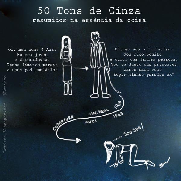 50 tons de cinza – Simplificado