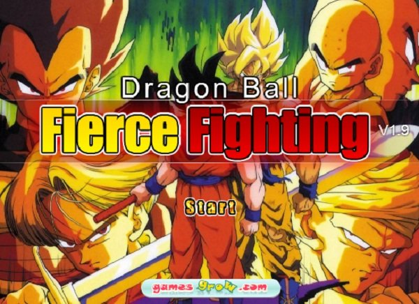 Dragon Ball – Fierce Fighting – Jogo da semana
