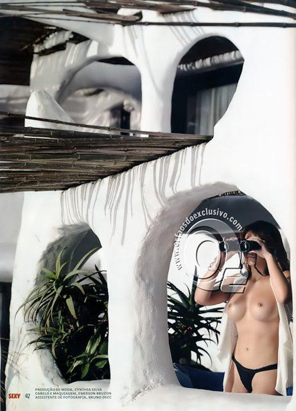Fotos Geisy Arruda pelada
