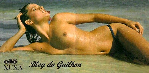 playboy Xuxa pelada
