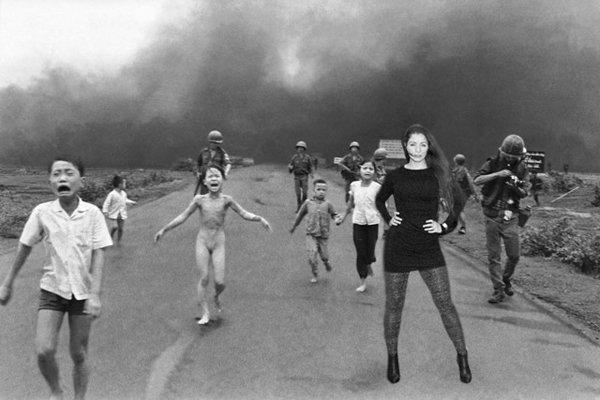 Nana Gouvea em desastres