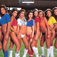 Porque mulheres não podem jogar futebol