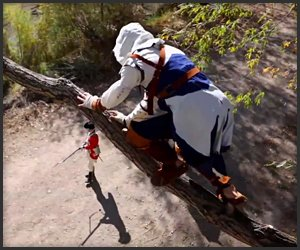 Assassin's Creed na vida real