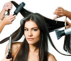 Dica para as mulheres de como secar o cabelo