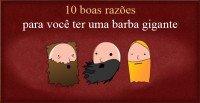 Boas razões para ter barba grande 1