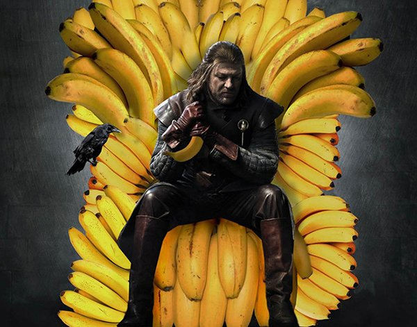 Trocando espadas por bananas 3