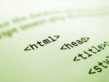 A história do html