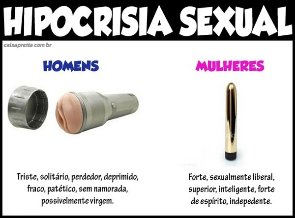 hipocrisia sexual