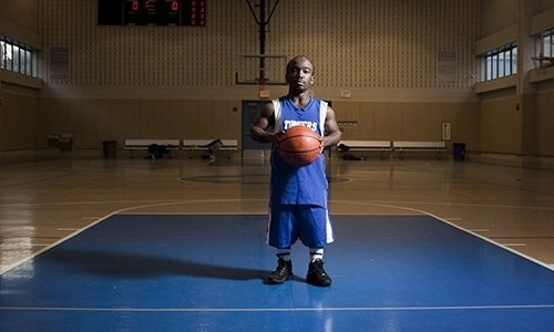Vocês já viram um Anão jogando basquete?