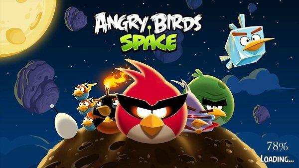 Angry Birds no espaço – Jogo da semana