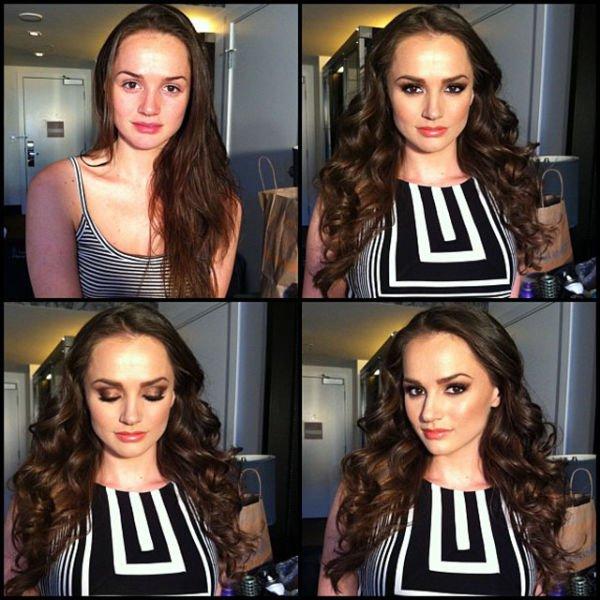 Atrizes porno antes e depois da maquiagem (28)
