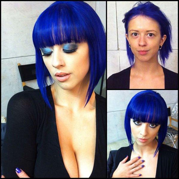 Atrizes porno antes e depois da maquiagem (58)