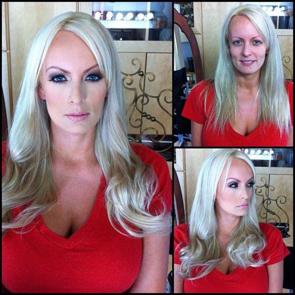 Atrizes porno antes e depois da maquiagem (67)