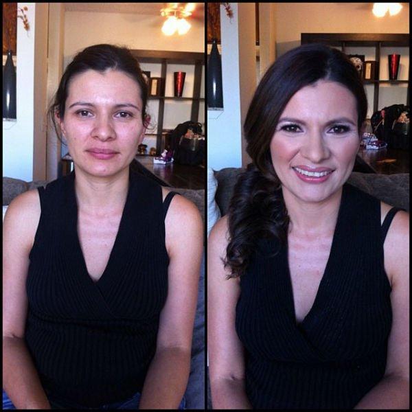 Atrizes porno antes e depois da maquiagem (88)