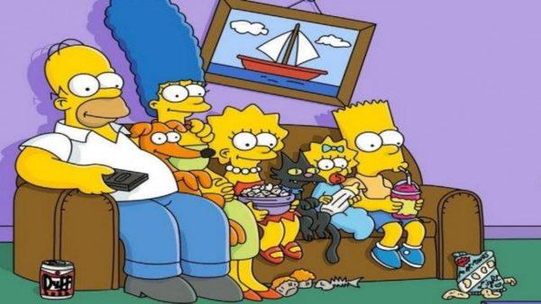 Os Simpsons Como tudo comecou