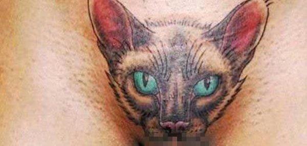 Tatuagens femininas desenhadas em lugares íntimos (41)