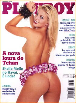 As playboys mais vendidas do Brasil