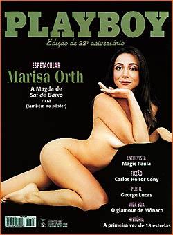 As playboys mais vendidas do Brasil