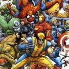 Homenagem a Marvel 2