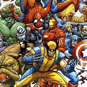 Homenagem à Marvel