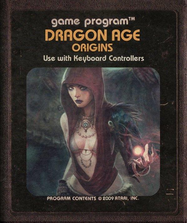 Jogos modernos em versões cartuchos de Atari  (11)