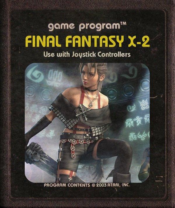 Jogos modernos em versões cartuchos de Atari  (13)