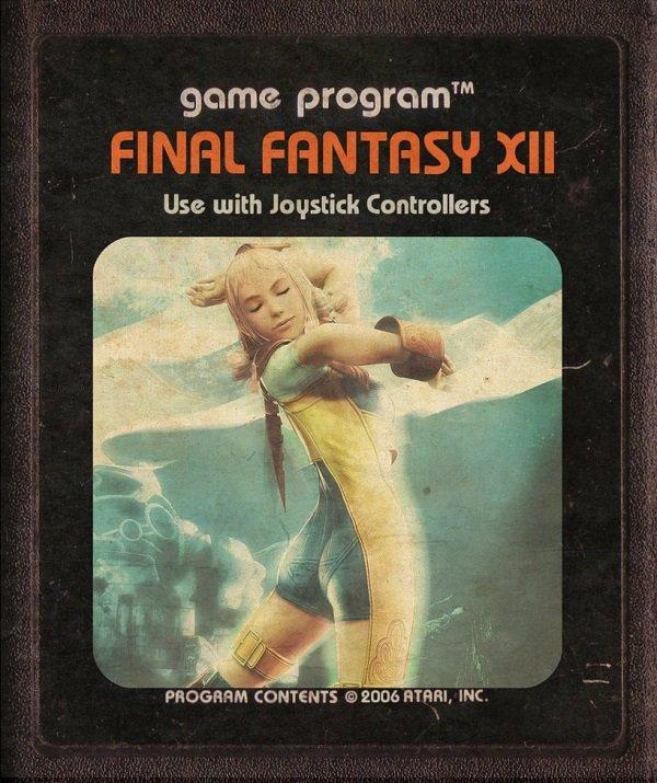 Jogos modernos em versões cartuchos de Atari  (14)