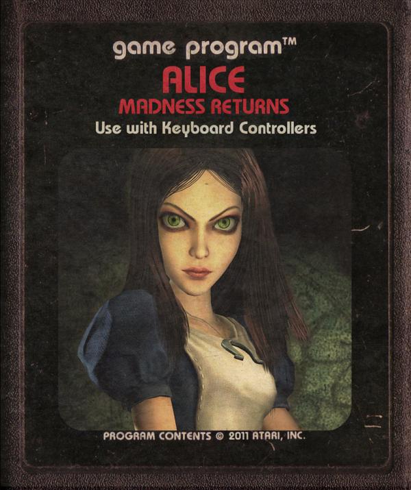 Jogos modernos em versões cartuchos de Atari  (2)