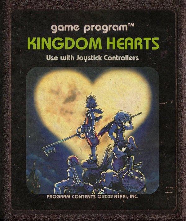 Jogos modernos em versões cartuchos de Atari  (20)