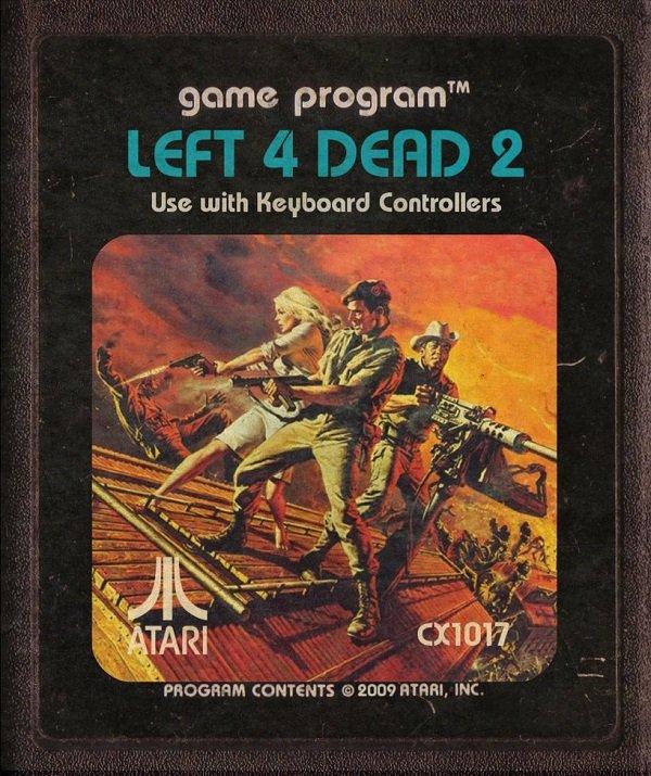 Jogos modernos em versões cartuchos de Atari  (21)