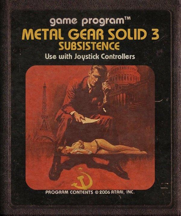 Jogos modernos em versões cartuchos de Atari  (24)
