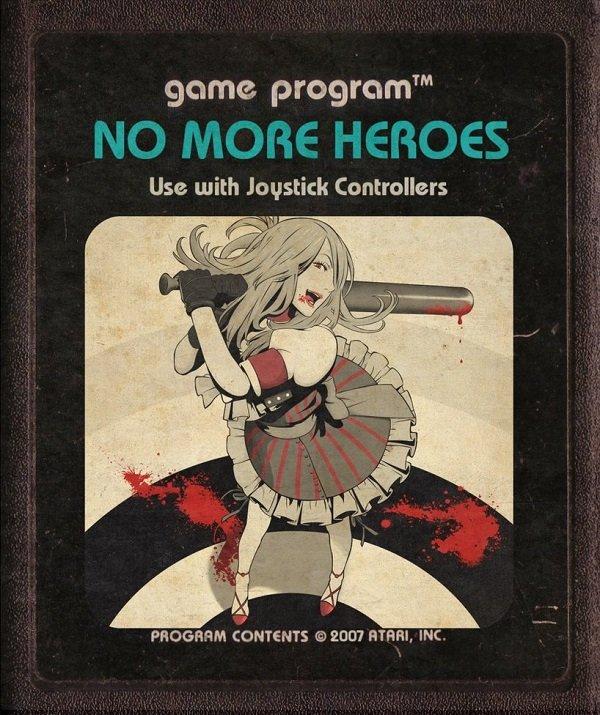 Jogos modernos em versões cartuchos de Atari  (25)