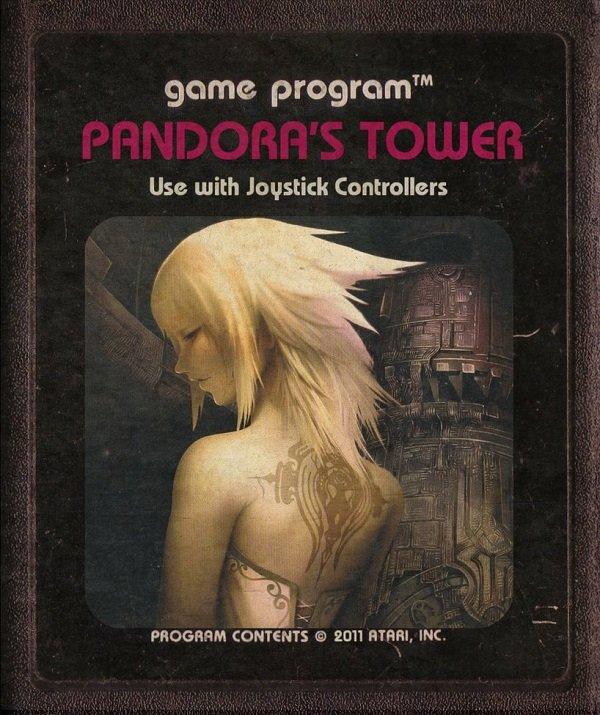 Jogos modernos em versões cartuchos de Atari  (26)