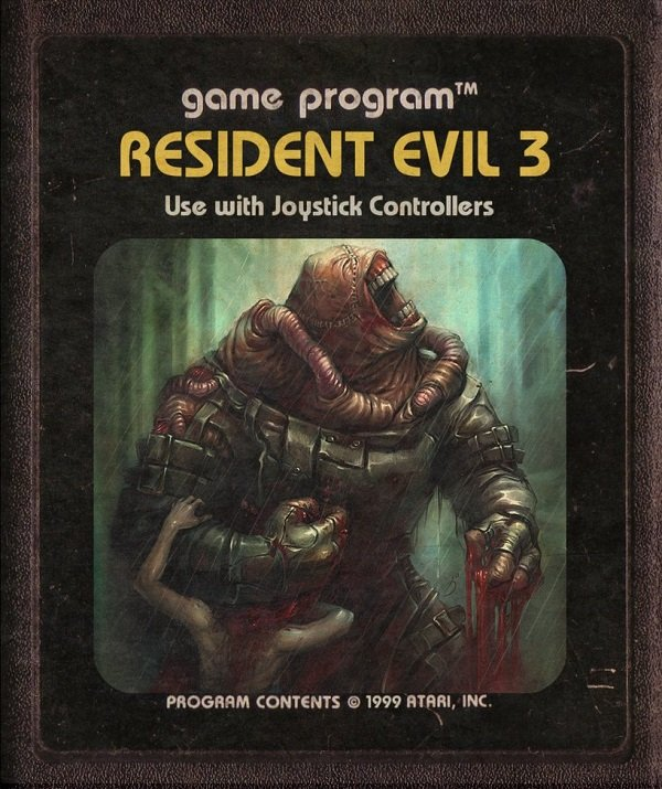 Jogos modernos em versões cartuchos de Atari  (27)