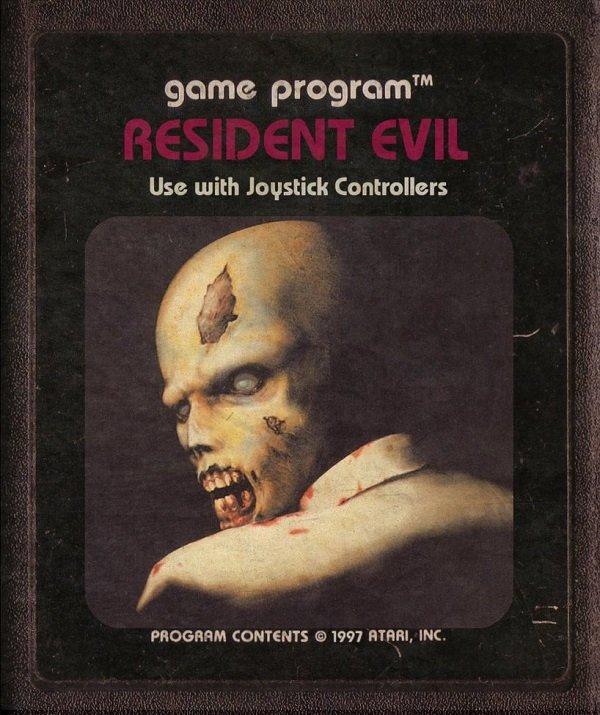 Jogos modernos em versões cartuchos de Atari  (28)