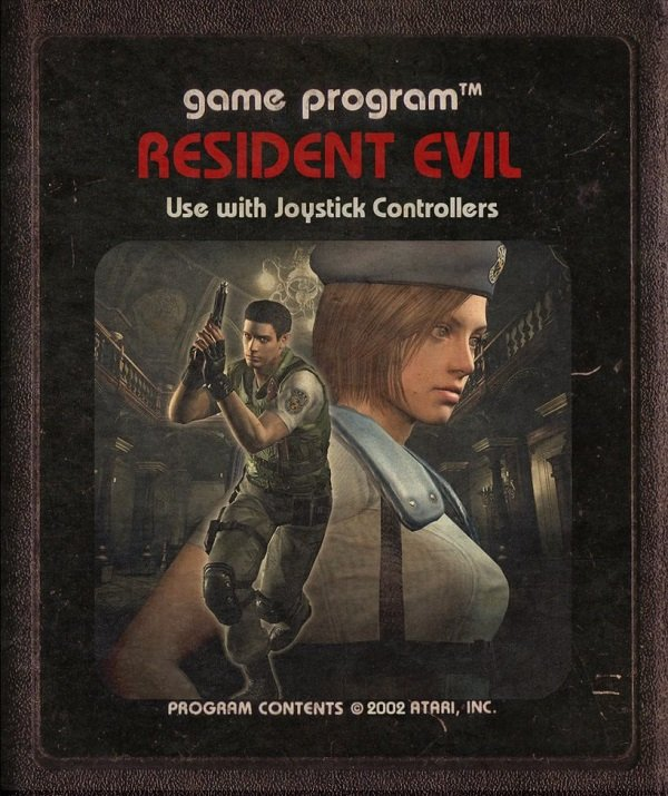 Jogos modernos em versões cartuchos de Atari  (29)