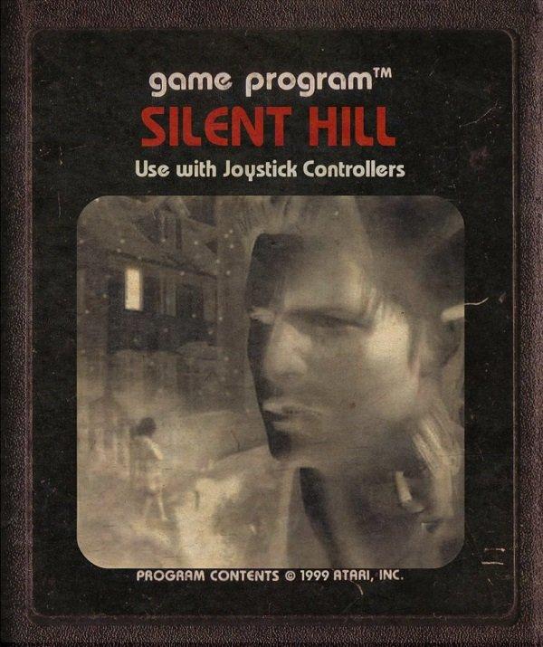 Jogos modernos em versões cartuchos de Atari  (30)