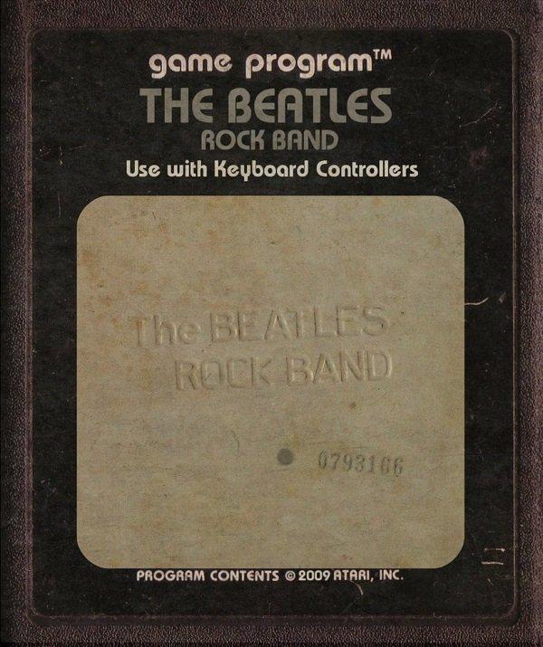 Jogos modernos em versões cartuchos de Atari  (34)